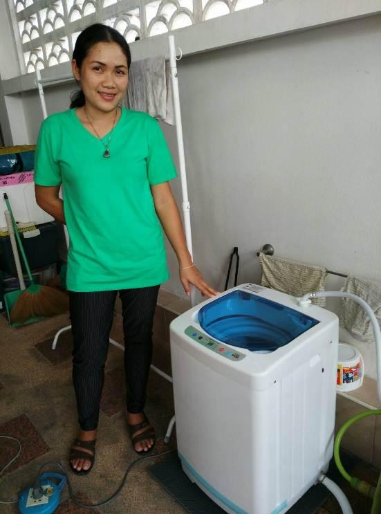 เครื่องซักผ้ามินิยี่ห้อไหนดี