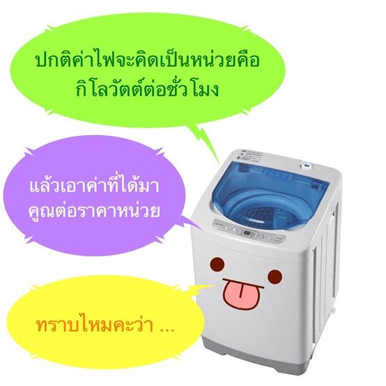 เครื่องซักผ้ามินิEasytoWashประหยัดมาก5