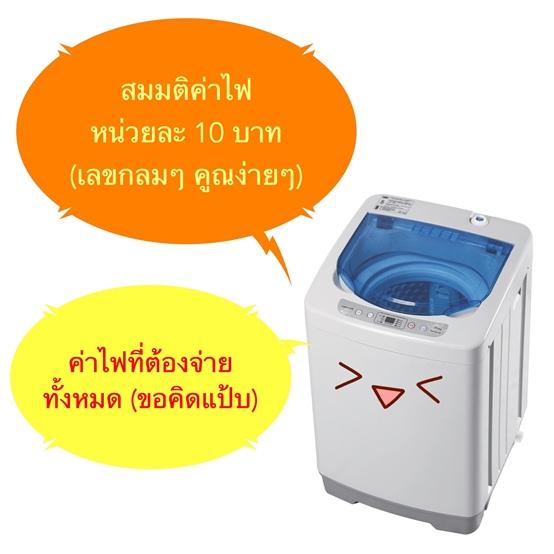 เครื่องซักผ้ามินิEasytoWashประหยัดมาก9
